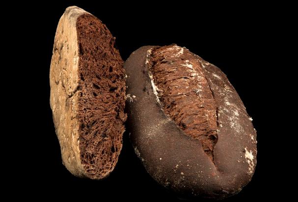 Sauerteig Kakao und Schokolade